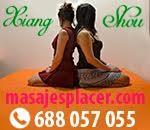 Masajes Placer