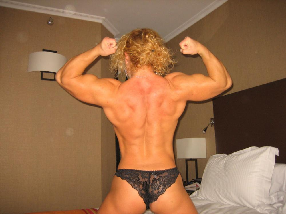 Escorts musculosas